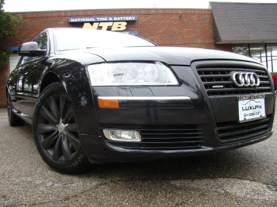 2009 Audi A8 L 4dr Sdn 4.2L