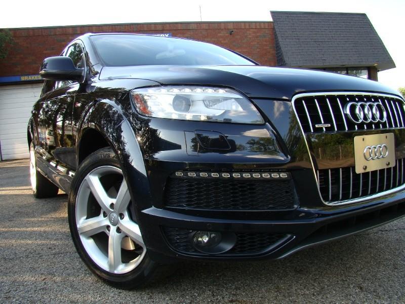 Audi Q Quattro Dr T S Line Inventory Luxury Auto - Audi inventory