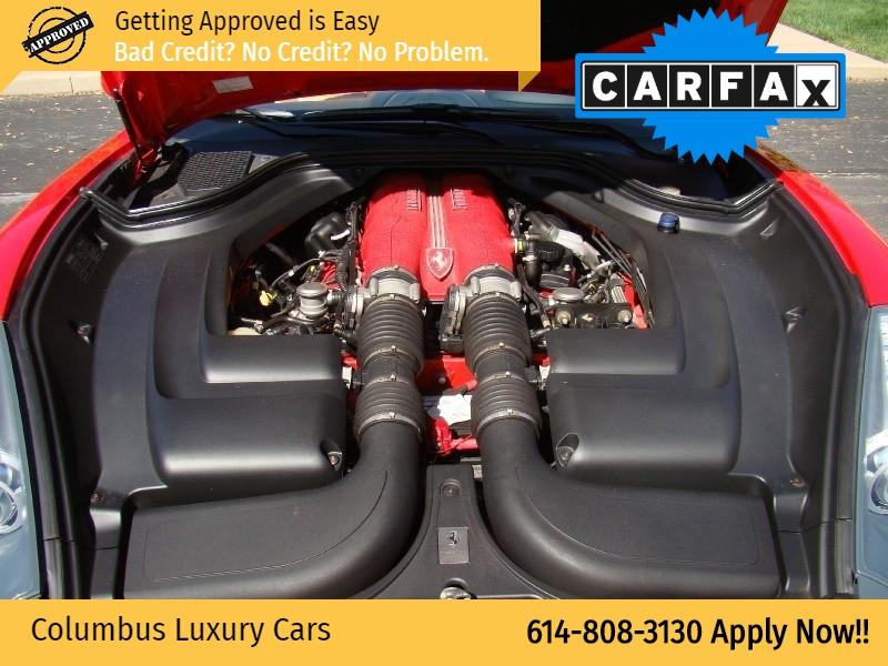 Ferrari California 2010 price $99,800