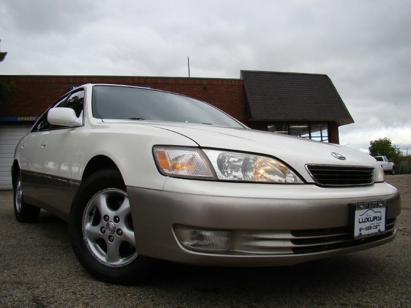1999 Lexus ES 300 Luxury Sport Sdn