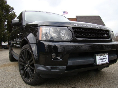2010 Land Rover Range Rover Sport 4WD 4dr HSE LUX