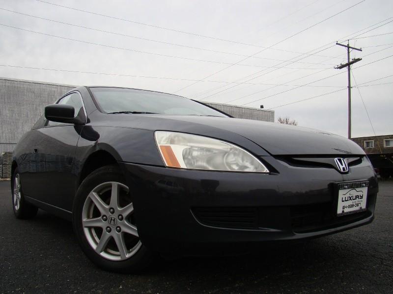 2003 Honda Accord Cpe