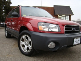 Subaru Forester (Natl) 2005
