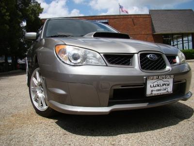 2006 Subaru Impreza Sedan 2.5 WRX STi w/Silver Wheels