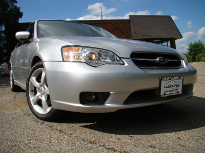 2007 Subaru Legacy Sedan 4dr H4 AT