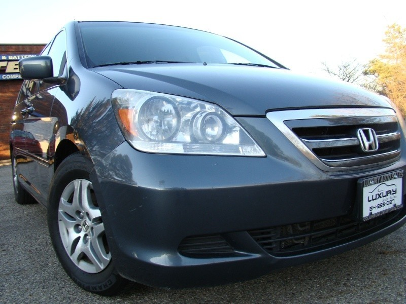 2006 Honda Odyssey 5dr Ex At Columbus Luxury Cars Auto