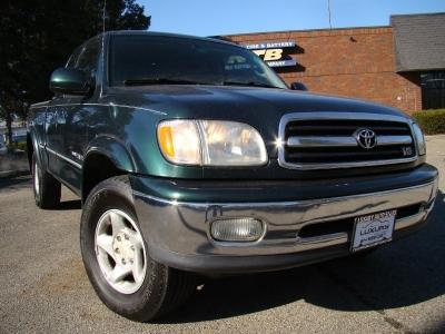 2001 Toyota Tundra Access Cab V8 Auto Ltd