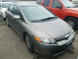 Honda Civic Sdn 2007