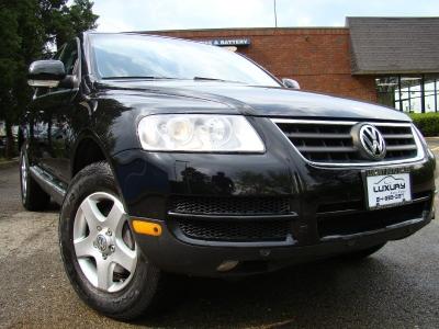 2007 Volkswagen Touareg 4dr V6