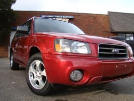 Subaru Forester (Natl) 2004