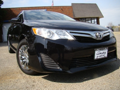 2012 Toyota Camry 4dr Sdn I4 Auto L