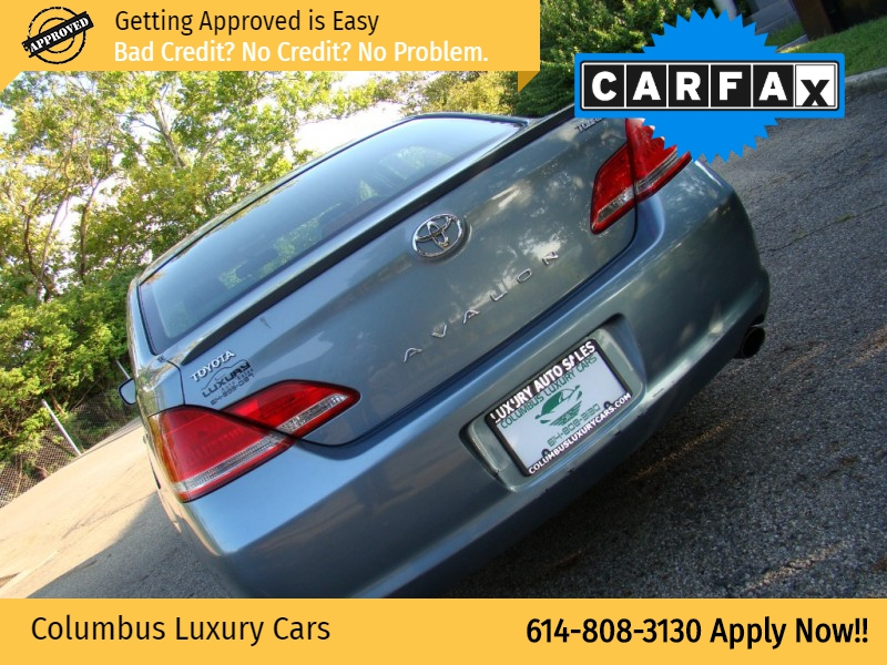 2007 Toyota Avalon 4dr Sdn Xl Columbus Luxury Cars Dealership In Columbus