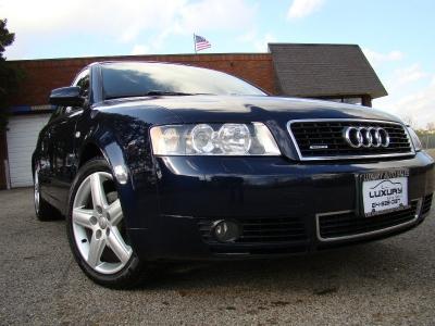 2005 Audi A4 2005 4dr Sdn 1.8T quattro Auto