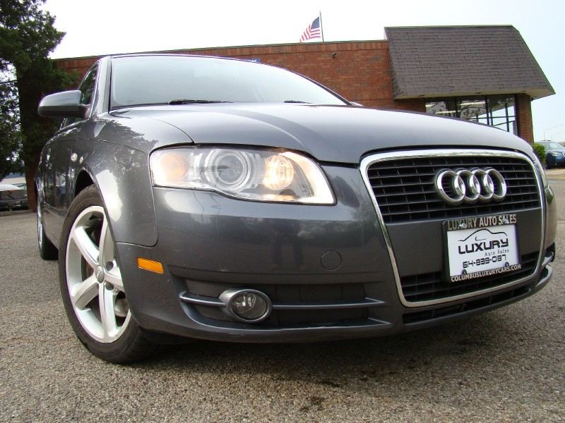 Audi A Dr Sdn Auto L Quattro - Audi a4 2007