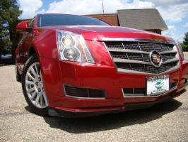 Cadillac CTS Sedan 2010