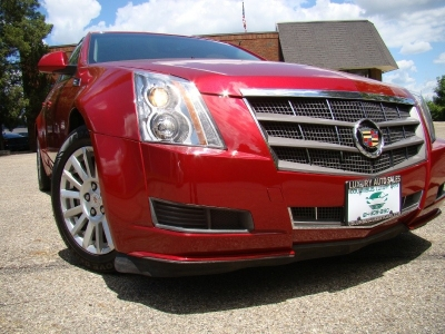 2010 Cadillac CTS Sedan 4dr Sdn 3.0L RWD