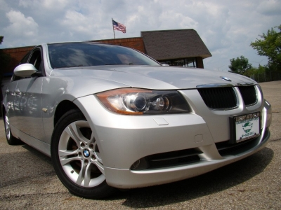 2008 BMW 3 Series 4dr Sdn 328xi AWD