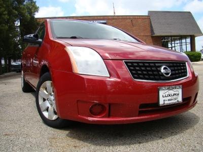 2009 Nissan Sentra 4dr Sdn I4 CVT 2.0 FE+