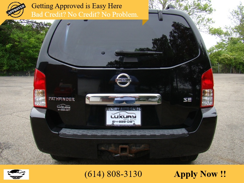 Nissan Pathfinder 2008 price $7,442