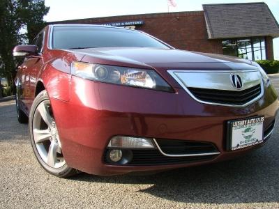 2012 Acura TL 4dr Sdn Auto 2WD Advance