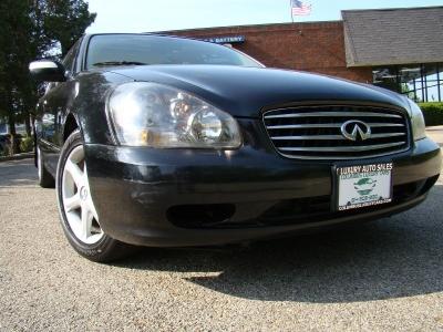 2003 INFINITI Q45 Luxury Sdn