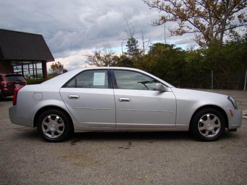 Cadillac CTS 2003 price $5,995
