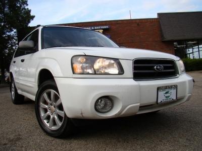 2005 Subaru Forester (Natl) 4dr 2.5 XS Auto