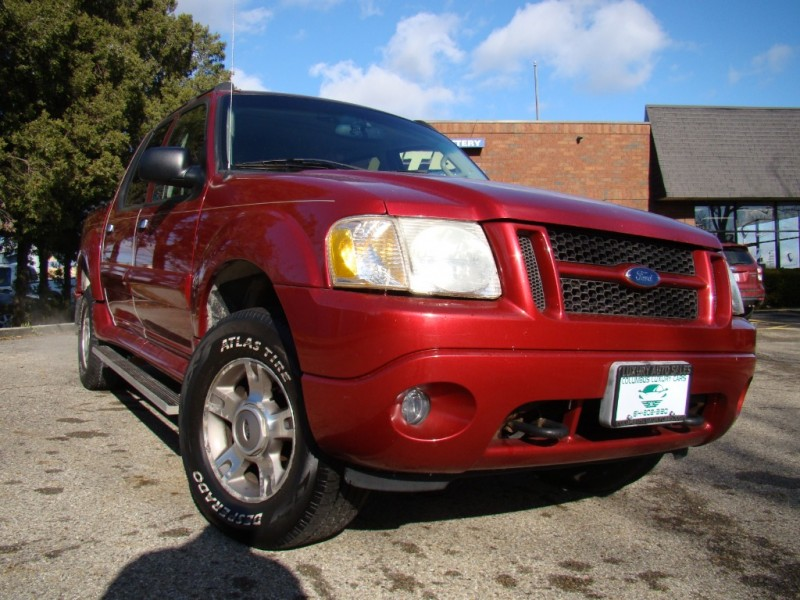 2004 Ford Explorer Sport Trac 4dr 126 Wb 4wd Xls Columbus