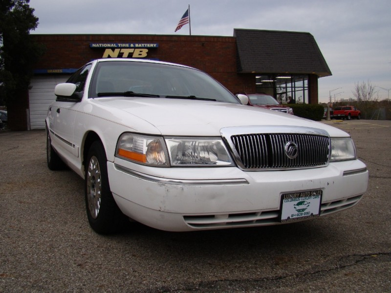 Mercury Grand Marquis 2003 price $5,995