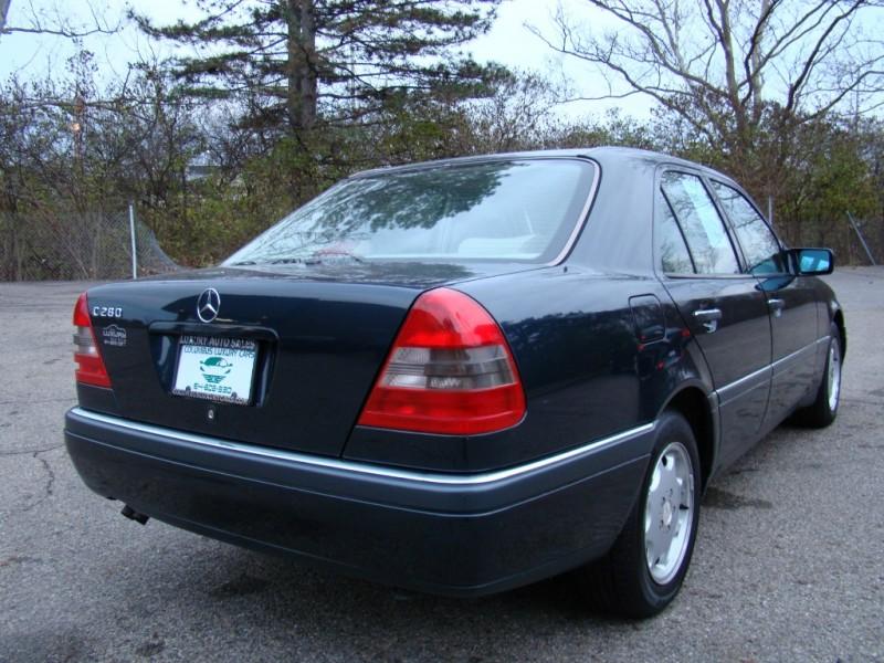 Mercedes-Benz C Class 1996 price $2,888