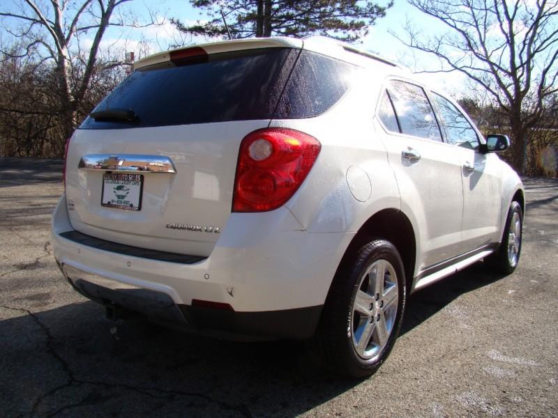 Chevrolet Equinox 2015 price $17,953
