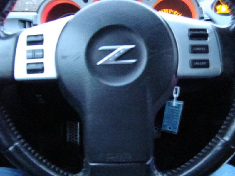 Nissan 350Z 2006 price $8,995