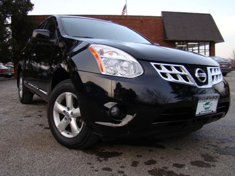 Nissan Rogue 2013 price $10,910