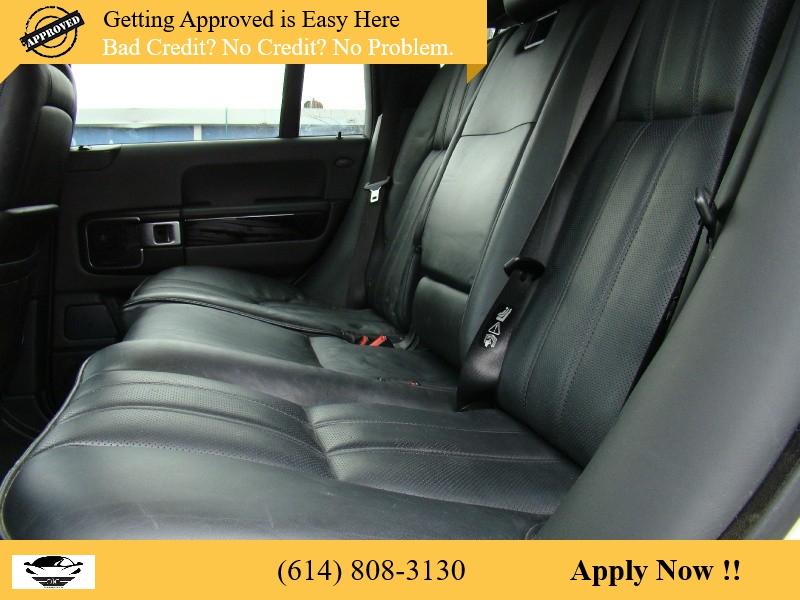 Land Rover Range Rover 2010 price $15,535