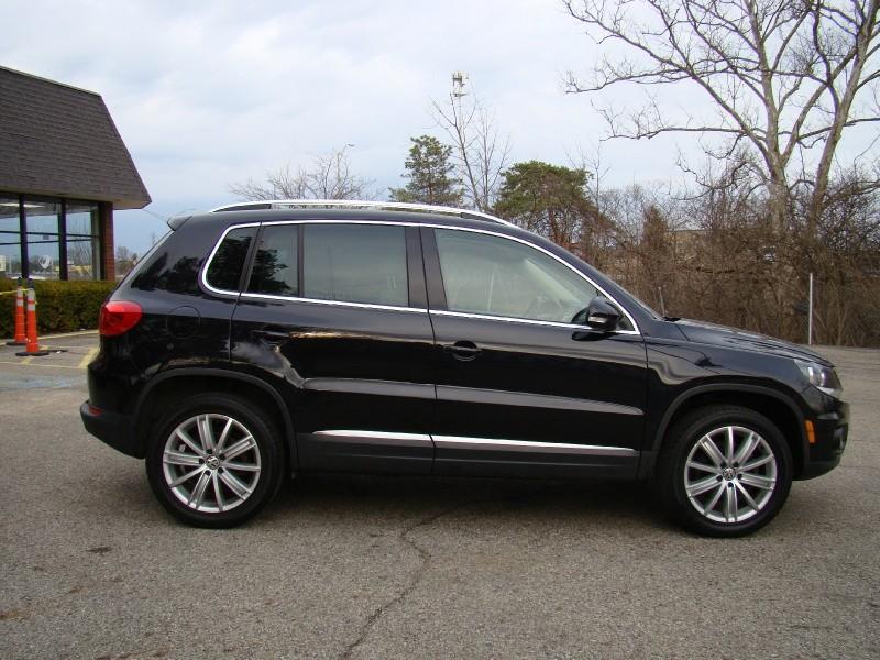 Volkswagen Tiguan 2013 price $10,995
