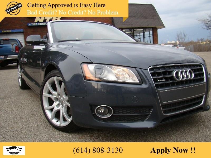 Audi A5 2010 price $9,745