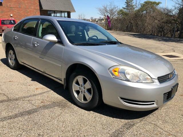 Chevrolet Impala 2007 price $3,615