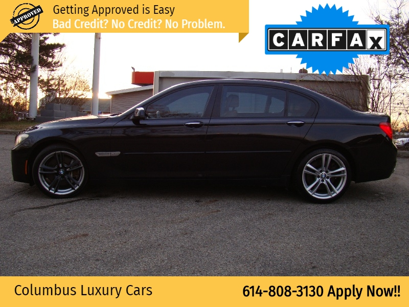 BMW 7-Series 2011 price $18,995