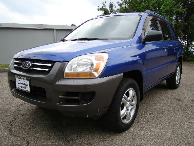 Kia Sportage 2008 price $4,450