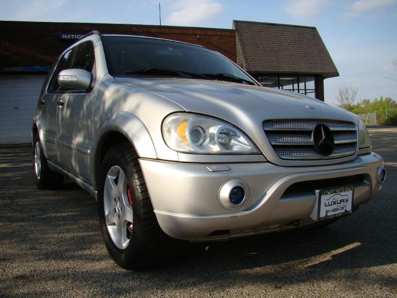 Mercedes-Benz M-Class 2002 price $4,555