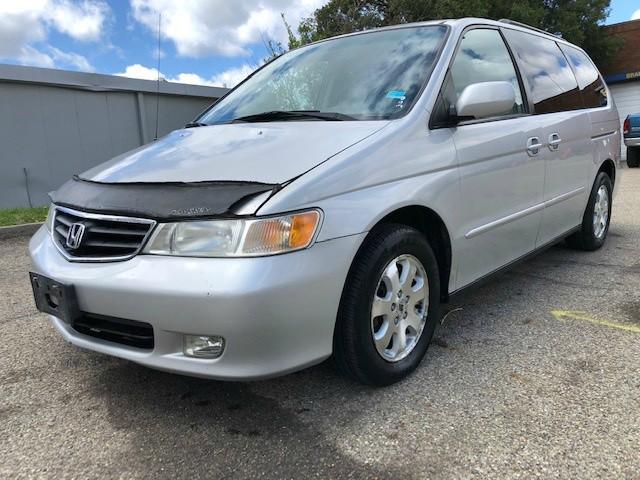 Honda Odyssey 2002 price $2,995