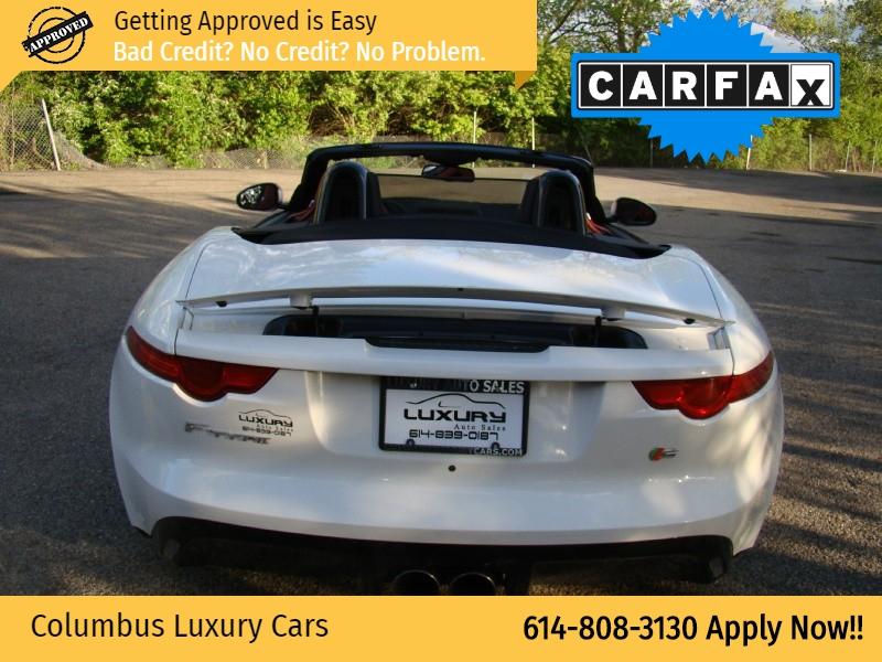 Jaguar F-TYPE 2014 price $35,813