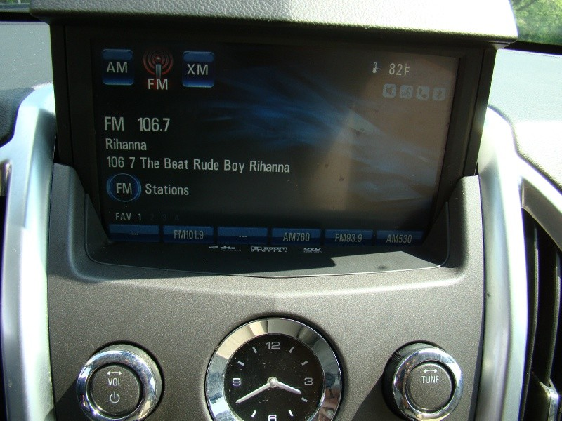 Cadillac SRX 2010 price $10,515