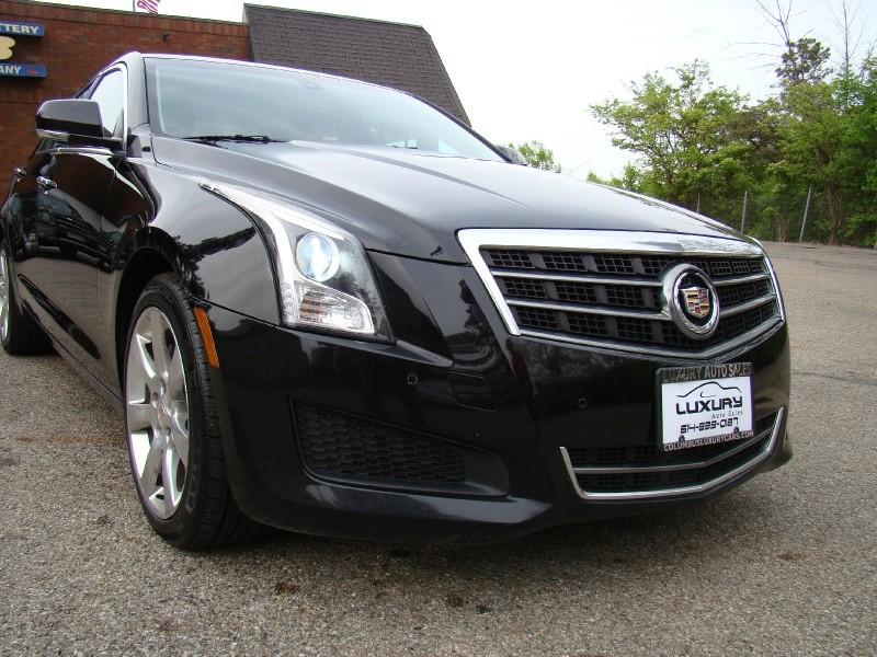 Cadillac ATS 2014 price $11,515