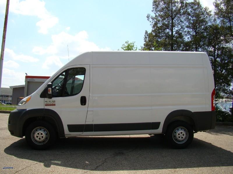 RAM ProMaster Cargo Van 2014 price $9,995