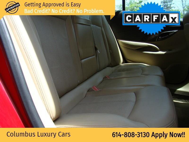 Buick LaCrosse 2012 price $9,997