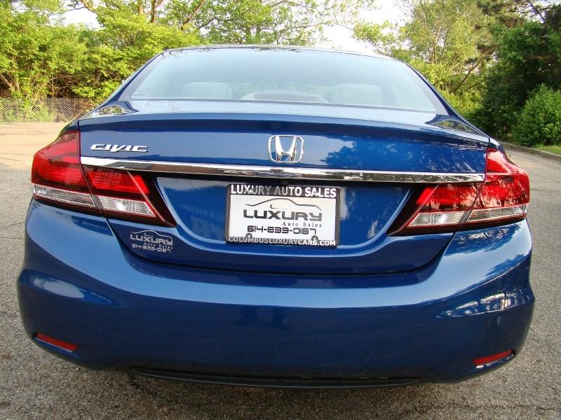 Honda Civic Sedan 2015 price $10,997