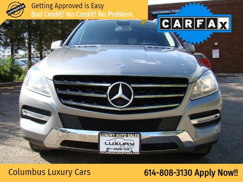 Mercedes-Benz M-Class 2012 price $20,503