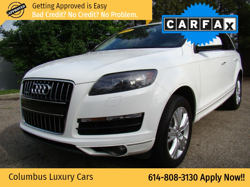 Audi Q7 2010 price $14,995