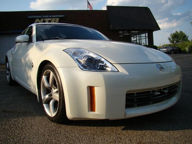 Nissan 350Z 2008 price $10,995